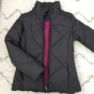 (NEW) Gray puffer jacket